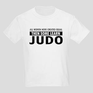 Judo design Kids Light T-Shirt