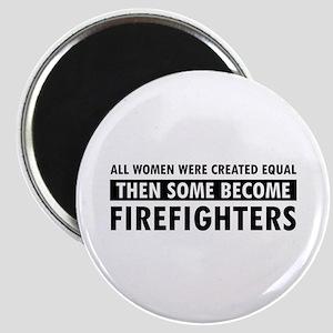 Firefighter design Magnet