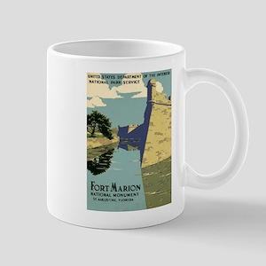 Fort Marion National Monument Mug