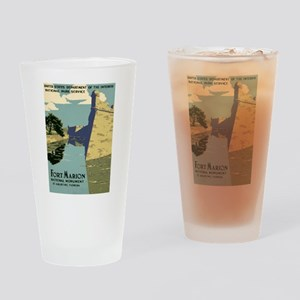 Fort Marion National Monument Drinking Glass
