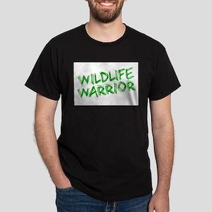 """Wildlife Warrior"" Ash Grey T-Shirt"