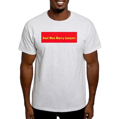 Real Men 1 copy T-Shirt