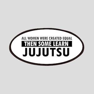 Jujutsu design Patches