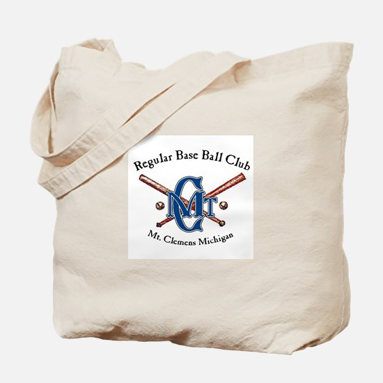 Cute Base ball Tote Bag