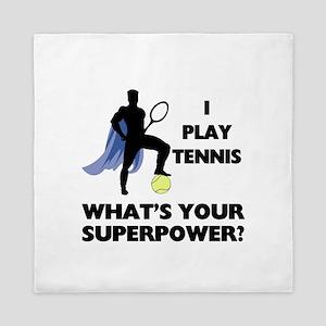 Tennis Superpower Queen Duvet