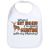 Hunting deer Cotton Bibs
