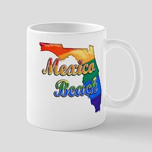 Mexico Beach, Florida, Gay Pride, Mug