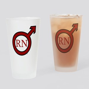 RN Man ©ABEZ 2006 Drinking Glass