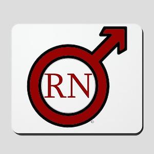 RN Man Mousepad