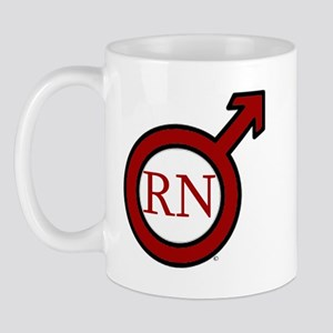 RN Man Mug
