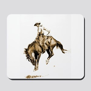 Best Seller Wild West Mousepad