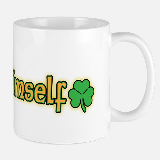 Tis Himself Irish Mug