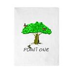 Plant A Tree Twin Duvet