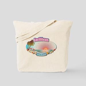 Caribbean Dream Tote Bag
