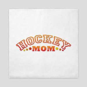 Hockey Mom Queen Duvet