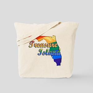 Treasure Island, Florida, Gay Pride, Tote Bag