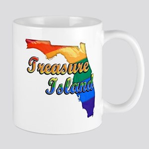 Treasure Island, Florida, Gay Pride, Mug