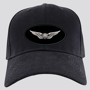 Aviation Crew Member Black Cap 049846093f2