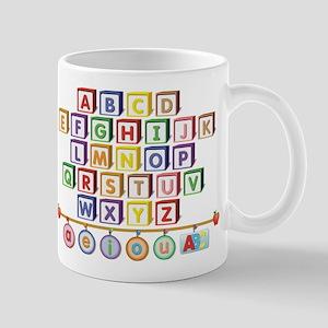 ABC Blocks Mug