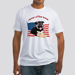 GSD 8 Fitted T-Shirt