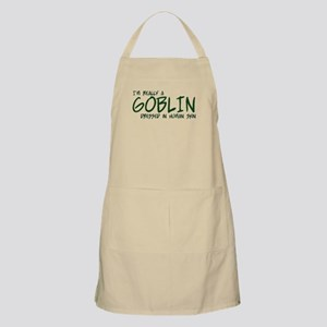 I'm Really a Goblin Apron
