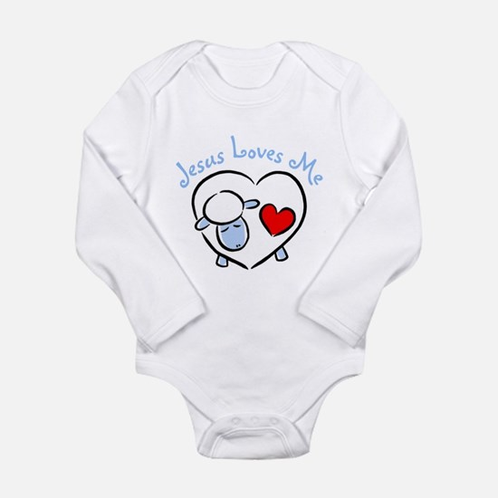 Cute Beliefs Long Sleeve Infant Bodysuit
