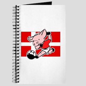 Denmark Soccer Pigs Journal