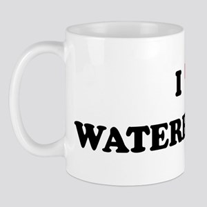I Love Waterbury Mug