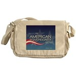 Restore American Sovereignty Messenger Bag