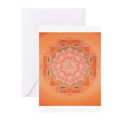 Mars Yantra Cards (6) (for nr.9 people)