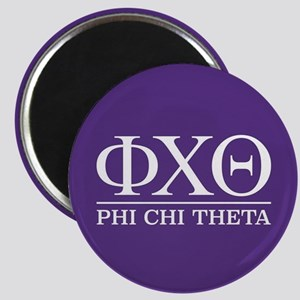 Phi Chi Theta Fraternity Letters Magnet