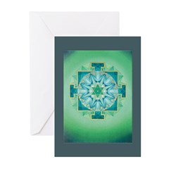 Mercury Yantra Cards (6) (for nr.5 peopl