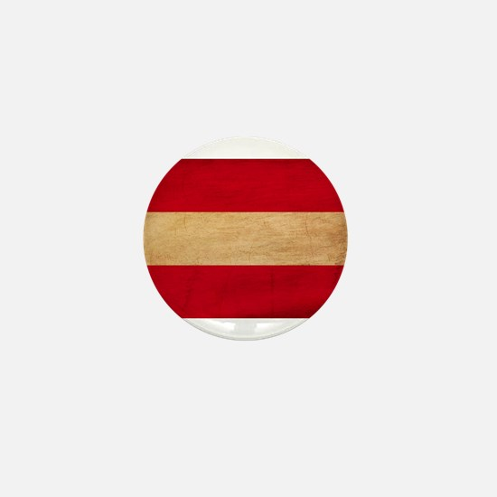 Austria Flag Mini Button