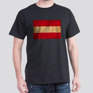 Austria Flag Dark T-Shirt