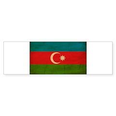 Azerbaijan Flag Sticker (Bumper 10 pk)