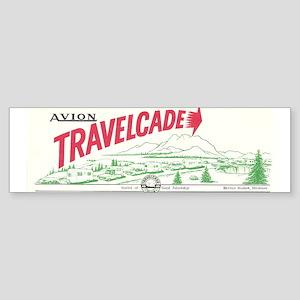 Travelcade Sticker (Bumper)