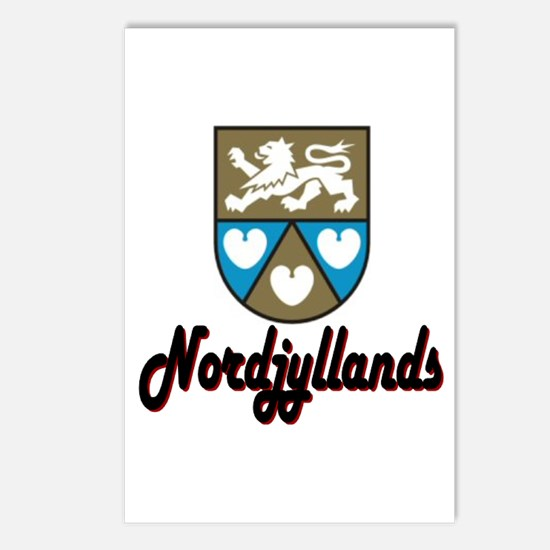 Nordjyllands Postcards (Package of 8)