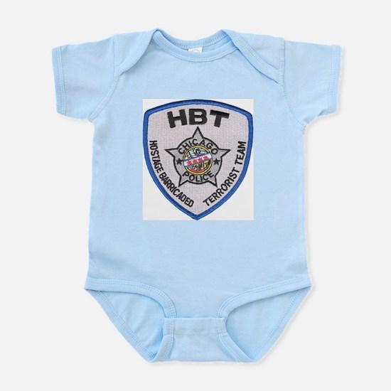Chicago PD HBT Infant Creeper