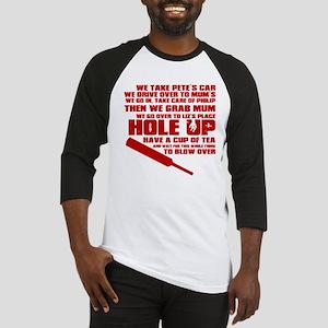 Hole Up Baseball Jersey