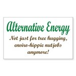Alt Energy - Small Bumper Sticker