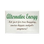 Alt Energy Rectangle Magnet (10 pack)