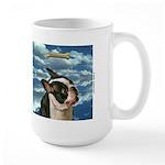 Boston Terrier Large Mug