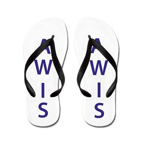 AWIS Flip Flops