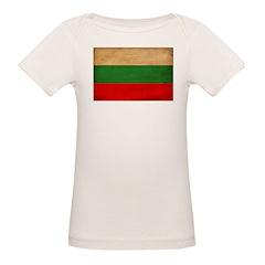 Bulgaria Flag Tee