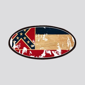 Mississippi Flag Patches