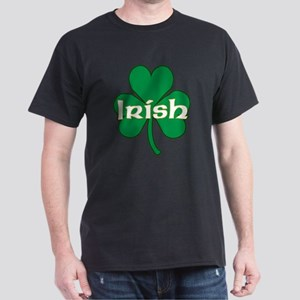Irish Shamrock Dark T-Shirt