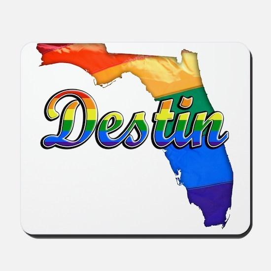 Destin, Florida, Gay Pride, Mousepad