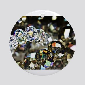 Sparkling Beads Ornament (Round)
