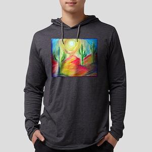 Desert, Southwest art! Mens Hooded Shirt