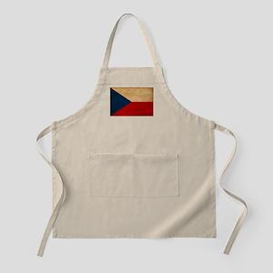 Czech Republic Flag Apron